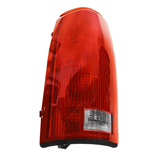 (Taillight Lamp Brake Light w/Circuit Board Driver LH for Chevy GMC Cadillac)