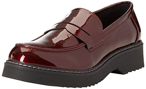 Primadonna 100639018ve, Mocassins (Loafer) Femme Rouge (Bolred)