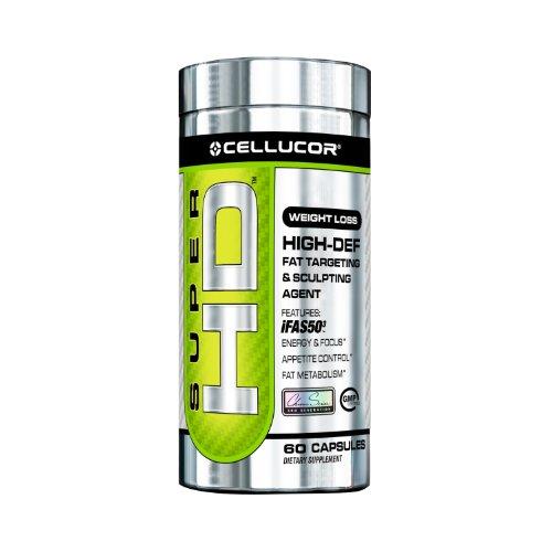 Cellucor Super HD капсулы, 60 граф