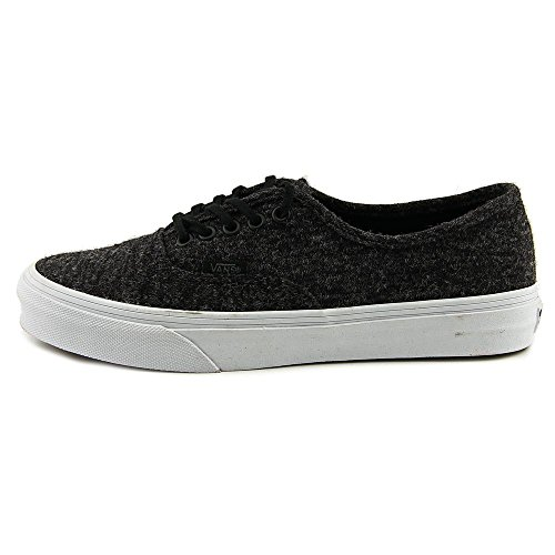 Black Authentic Jersey True White Vans Sneaker Slim Black AwTqn0RS