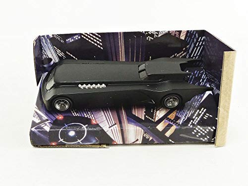 (Batmobile The Animated Series DC Comics Series Diecast Model Car by Jada 30915 )