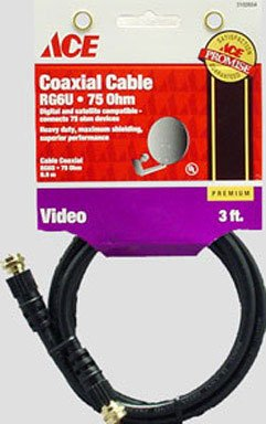 (Ace Rg6 Video Coaxial Cable (3102654))