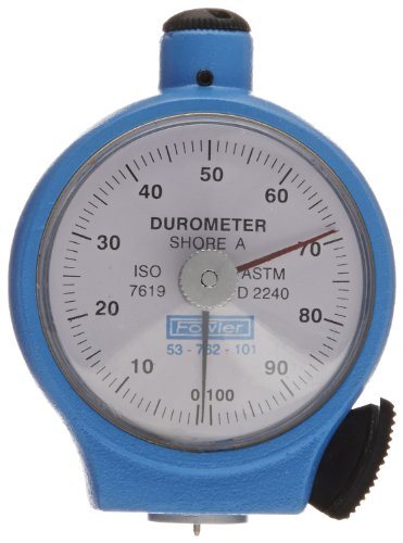 Fred V. Fowler Fowler Full Economy Analog Portable Durome...