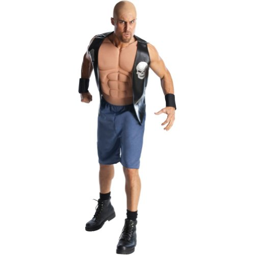 Stone (Stone Cold Steve Austin Fancy Dress Costume)