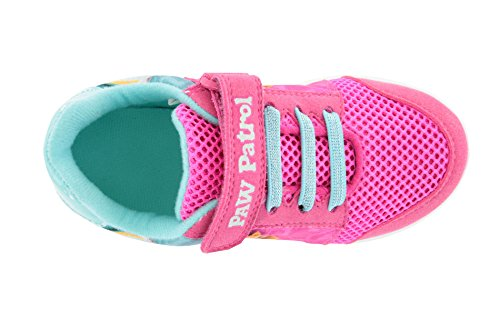 Paw Patrol Tulove Pink Trainers UK Size 10
