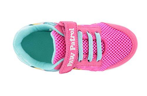 Paw Trainers Size Pink Tulove UK Patrol 7 qrnqR61w