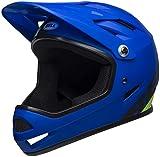 Bell Sanction Bike Helmet - Matte Black/Retina Sear Medium