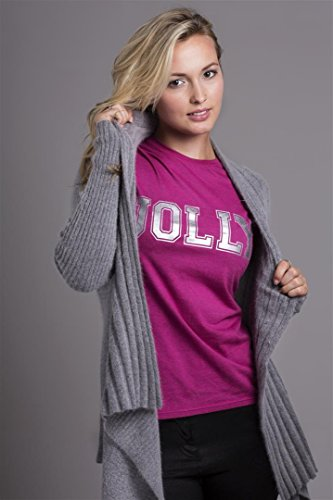 Jolly Clothing - T-shirt - Femme Rose Heather pink