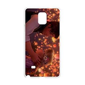 Frozen attractive in love couple Cell Phone Case for Samsung Galaxy Note4