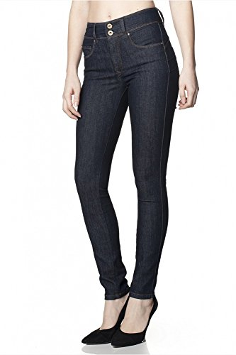 Jeans Skinny 30 Salsa In L32 Bleu Secret Push d8w4xTI