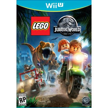 LEGO Jurassic World Nintendo Wii U Video Game
