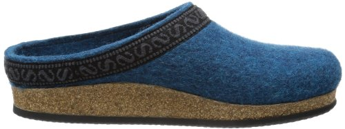 Stegmann Stegmann 108 17801 - Pantuflas de fieltro unisex Turquoise 8821