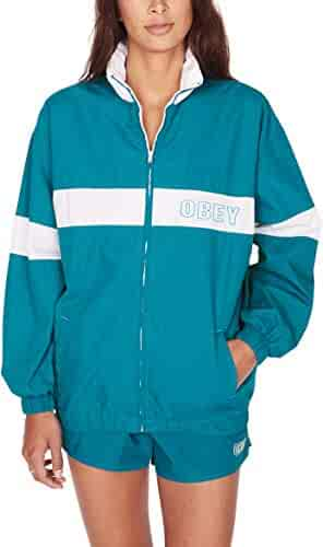 e55f7a12c Shopping Obey - Coats & Jackets - Juniors - Women - Clothing, Shoes ...