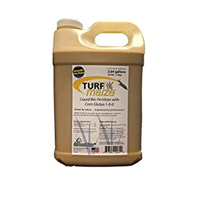 Green it 7001211 EFI Liquid Corn Gluten 1-0-0 Concentrate 10 L Jug Covers 10000 sq. ft.