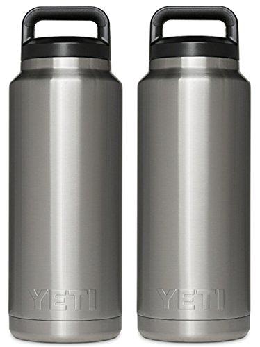 SET YETI Rambler Bottles Leak Proof