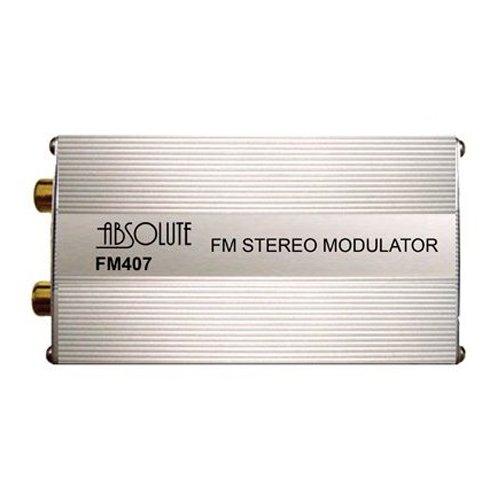 Absolute FM407 FM Modulator Kit 7 Channel PLL FM Stereo Modulator