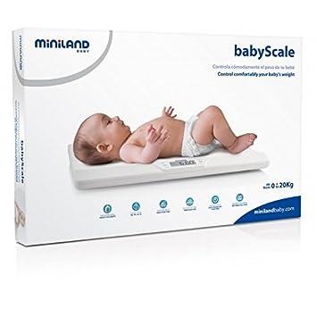 Miniland Einfache Handhabung Baby Maßstab