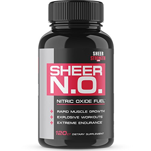 SHEER N Nitric Oxide Supplement