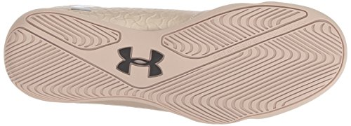 Under Armour Men's Ua Magnetico Select in Footbal Shoes, Black/Silver Yellow (Metallic Faded Gold 900)