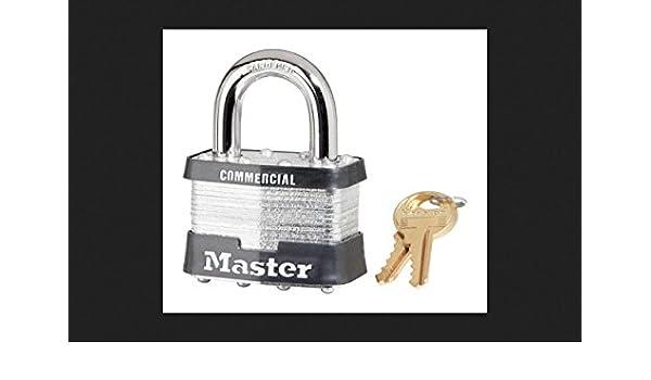 Master Lock 5KA A451 Number-5 Laminated Padlock Home Improvement 2 2 Jensen