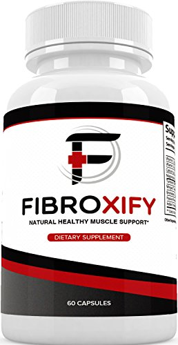 Fibroxify Fibromyalgia and Muscle Pain Relief Supplement, Helps to Muscle Pain and Healthy Chronic Pain Relief (60 Capsules)