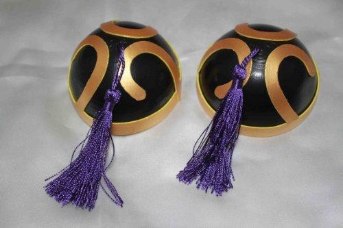 2 ~Kesetto Gintama Kagura hair ornaments cosplay props dumpling (japan import) by haru's_shop (Cosplay Shop Online)