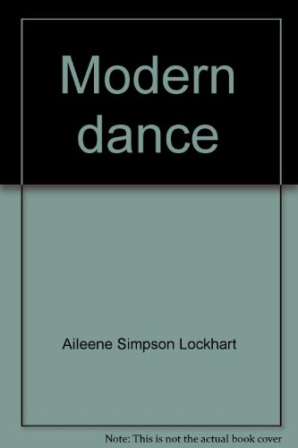 Modern Dance: Building And Teaching Lessons