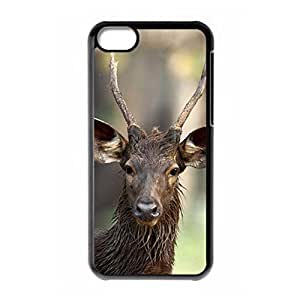 Deer logo Design for iPhone 5C hard back case