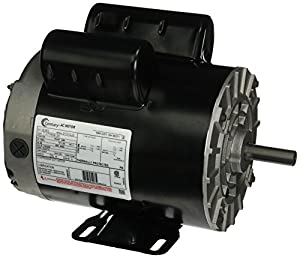 3 Hp Spl 3450 Rpm U56 Frame 115 230v Air Compressor Motor