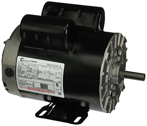 3 HP SPL 3450 RPM U56 Frame 115/230V Air Compressor Motor - Century # B383 by Century Electric Motors