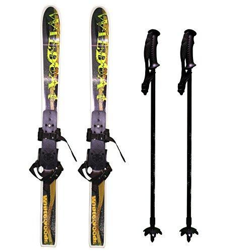Whitewood Wild Cat Kinder Junior Cross Country Ski Set