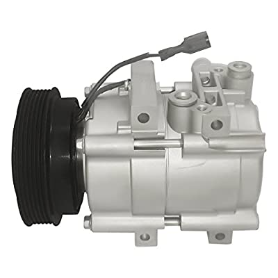 RYC Remanufactured AC Compressor and A/C Clutch EG185: Automotive