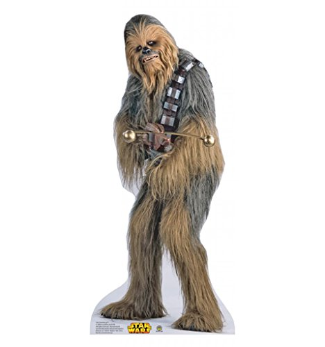 Chewbacca - Star Wars Classics (IV-VI) - Advanced - Cardboard Cutout Celebrities