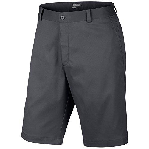 Nike Golf Flat Front Short Dark Grey 38