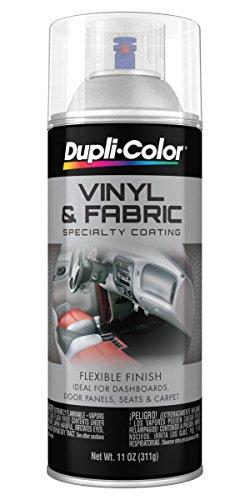 (Dupli-Color EHVP11500 Vinyl and Fabric Coating (HVP115 Gloss Clear 11 oz), 11.)
