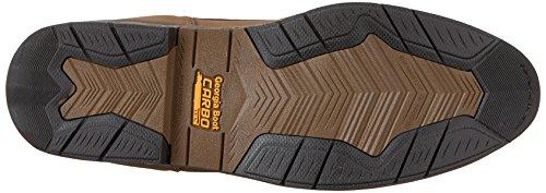 Georgia GB00114 Mid Calf Boot Dark Brown wEBkx