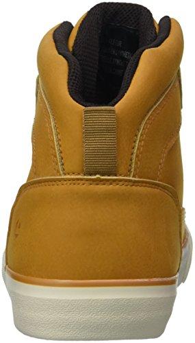 Lugz Mens Canyon Mid Sneaker Golden Wheat/Bark/Gum/Bone efWlR8E1hh