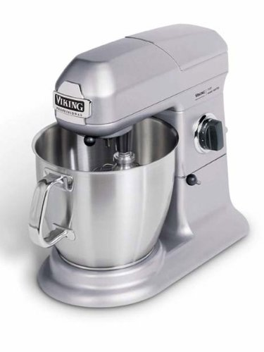 Viking Professional 7 -quart Stand Mixer, Stainless (Viking Range Stainless Steel Cookware)