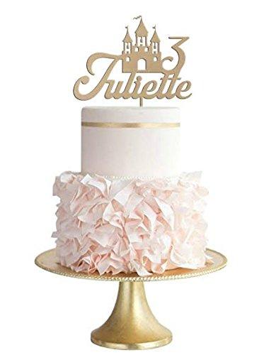 Amazon.com: Decoración para Tarta para cumpleaños con ...