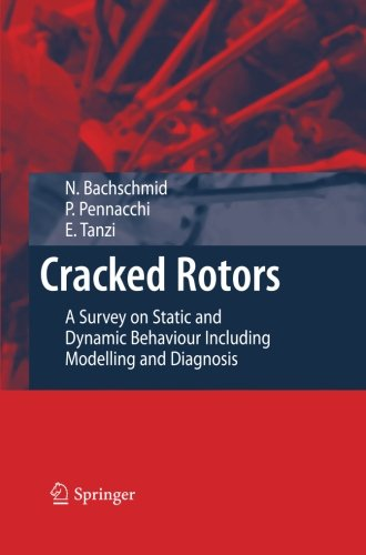 Cracked Rotors: A Survey on Static and Dynamic Behaviour Including Modelling and Diagnosis