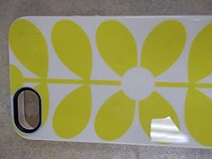 Belkin Orla Kiely Cell Phone Case for Iphone 5/5s - White/yellow by Belkin