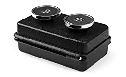 Amcrest Upgraded IP67 Submersible Waterproof Magnetic Case for Amcrest AM-GL300 and AM-GL300 V2 GPS Tracker