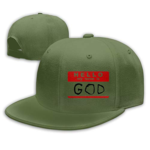 KissKid Die Antwoord Ugly Boy Unisex Relaxed Adjustable Baseball Cap Hats Moss -