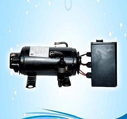GOWE 72 V Velocidad variable compresor para EV de vehículo eléctrico deindesign coche caliente automotriz condicionamiento