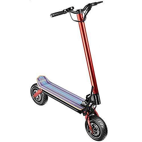 ZXMDP Patinetes eléctricos, Ultra-Ligero Plegable E-Scooter ...