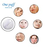 Powder Puff for Compact, Replacement for Powder