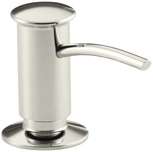 Contemporary Design Soap/Lotion Dispenser K-1895-C-SN