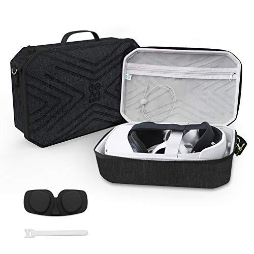 Travel Case Large para Oculus Quest 2 (negro)
