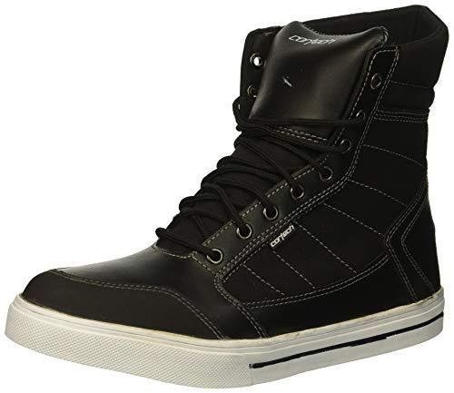 Cortech Men's Vice WP Riding Shoe(White/Black, Size 8.5), 1 ()