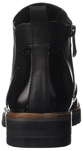 Chelsea Premio Noir Marco Femme comb Bottes Ant 25453 Tozzi Black I5q5F